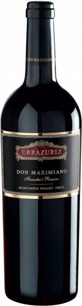 """Вино """"Don Maximiano"""" Founder's Reserve, Valle de Aconcagua DO, 2007"""