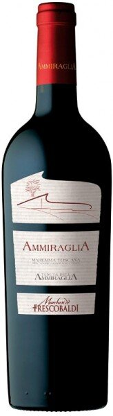 "Вино ""Ammiraglia"", Maremma Toscana IGT, 2009"