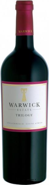 "Вино Warwick Estate, ""Trilogy"", 2011"