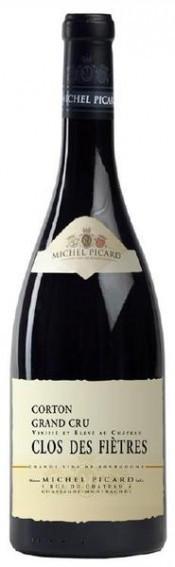Вино Domaine Michel Picard Corton Grand Cru Clos Des Fietres 2004