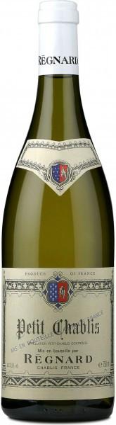 Вино Petit Chablis, Regnard AOC, 2014