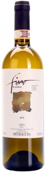 Вино Pietracupa, Fiano di Avellino DOCG, 2013