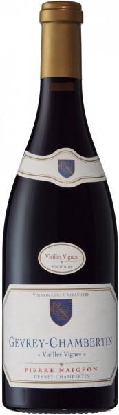 "Вино Pierre Naigeon, Gevrey-Chambertin ""Les Echezeaux"" Vieilles Vignes AOC, 2012"