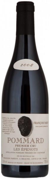 """Вино Francois Parent, Pommard 1-er Cru """"Les Epenots"""" AOC, 2008"""