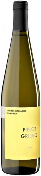 Вино Erste & Neue Kellerei Pinot Grigio, Alto Adige DOC 2009