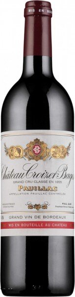 Вино Chateau Croizet-Bages 5-me Grand Cru Classe, 2010