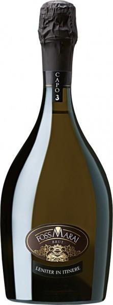 "Игристое вино Foss Marai, ""Capo 3"" Brut, 2009"