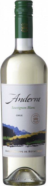 "Вино Baron Philippe de Rothschild, ""Anderra"" Sauvignon Blanc, 2016"