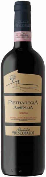 """Вино """"Pietraregia"""" dell Ammiraglia, Morellino di Scansano Riserva DOCG, 2012"""