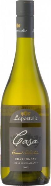 "Вино ""Casa"" Chardonnay, 2013"