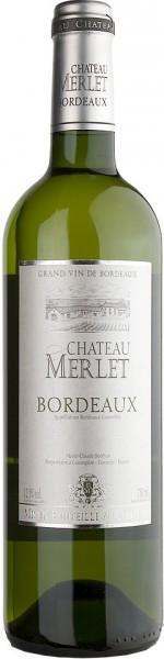 Вино Chateau Merlet, Bordeaux AOC, 2014