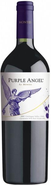 """Вино Montes, """"Purple Angel"""", 2010"""