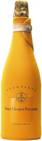 Шампанское Veuve Clicquot Brut Ice Jacket