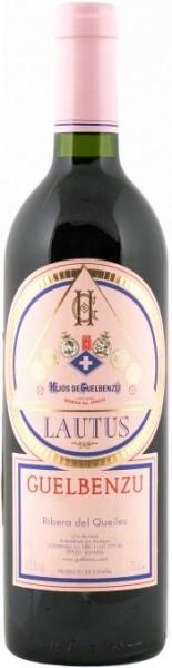 Вино Guelbenzu, Lautus, 2001