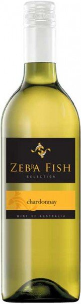 """Вино """"Zebra Fish"""" Chardonnay"""