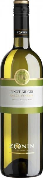Вино Zonin Pinot Grigio Delle Venezie IGT