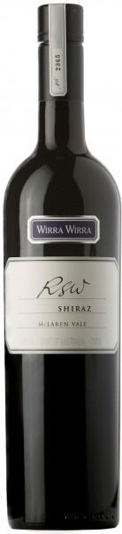 Вино R.S.W. Shiraz 2007