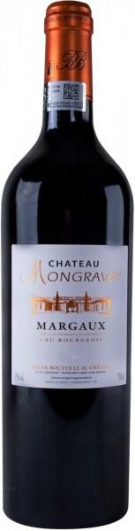 Вино Chateau Mongravey Cru Bourgeois, Margaux AOC, 2010