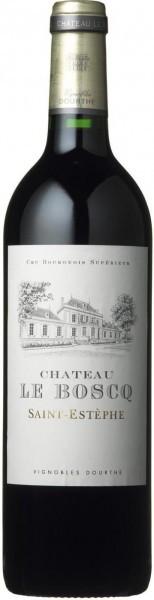 Вино Chateau Le Boscq, Saint-Estephe AOC, 2007