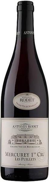 "Вино Antonin Rodet, Mercurey Premier Cru ""Les Puillets"" AOC, 2008"