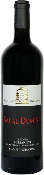 "Вино Antonio Caggiano, ""Salae Domini"", Irpinia Campi Taurasini DOC, 2012"