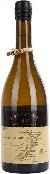 "Вино ""Latitude 41"" Sauvignon Blanc, 2014"