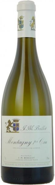 Вино Domaine J.M. Boillot, Montagny Premier Cru, 2014, 0.375 л