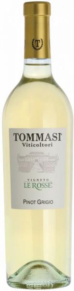 """Вино Tommasi, """"Le Rosse"""" Pinot Grigio, 2013"""