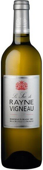 """Вино """"Le Sec de Rayne Vigneau"""""""