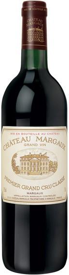 Вино Chateau Margaux (Margaux) AOC Premier Grand Cru Classe 2002