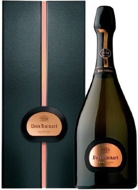 Шампанское Dom Ruinart Rose 1996, in gift box