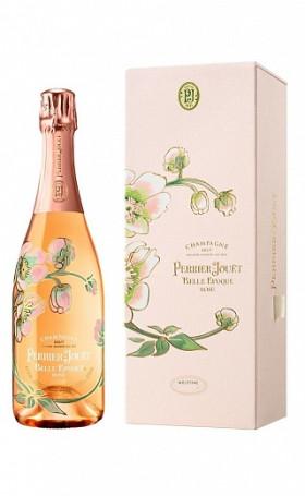 Шампанское Perrier Jouet Belle Epoque Rose gift box 0.75л