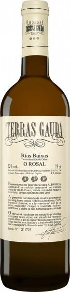 """Вино Terras Gauda, """"O Rosal"""", 2018"""