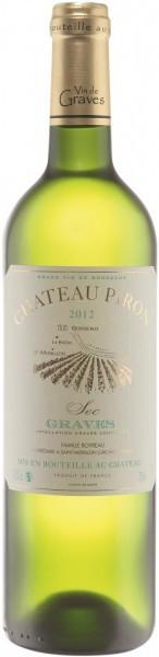 """Вино """"Chateau Piron"""" Blanc, 2012"""