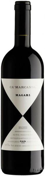 "Вино Gaja, ""Magari"", Ca Marcanda, Toscana IGT, 2013, 0.375 л"