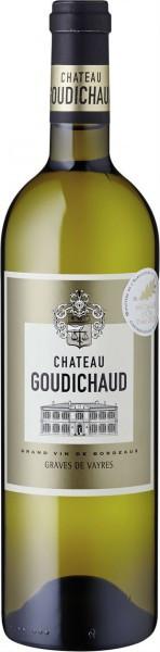 "Вино ""Chateau Goudichaud"" Blanc, Graves de Vayres, 2012"