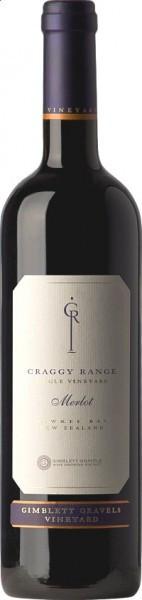 Вино Craggy Range, Merlot, Gimblett Gravels Vineyard, 2010