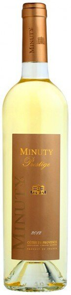 Вино Chateau Minuty Blanc, Cotes de Provence AOC, 2012