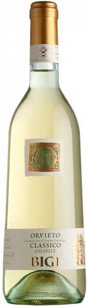 Вино Bigi, Orvieto Classico Amabile DOC, 2016