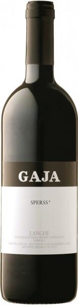 Вино Gaja, Sperss, Langhe DOC, 1993