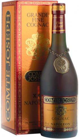 """Коньяк """"Comte Joseph"""" Napoleon XO, gift box, 0.7 л"""