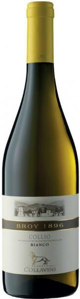 """Вино Eugenio Collavini, """"Broy"""", Collio DOC, 2011, 1.5 л"""