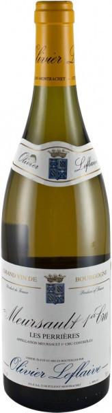 Вино Meursault 1er Cru AOC Les Perrieres 2010