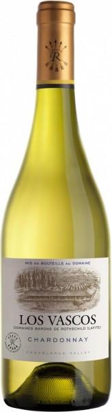 Вино Los Vascos, Chardonnay, 2012