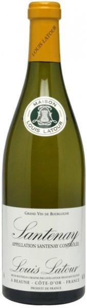 Вино Louis Latour, Santenay AOC Blanc