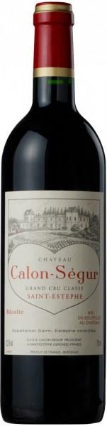 Вино Chateau Calon-Segur, Saint-Estephe 3-eme Grand Cru Classe, 2013