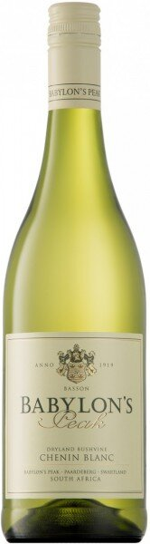 Вино Babylon's Peak, Chenin Blanc, Swartland, 2014