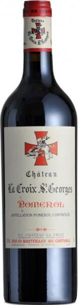 Вино Chateau La Croix Saint Georges Pomerol AOC 2003