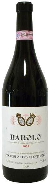 Вино Poderi Aldo Conterno, Barolo DOCG 2004