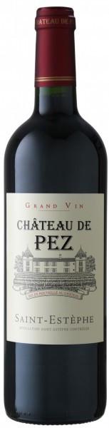 Вино Chateau de Pez, Saint-Estephe, 2009